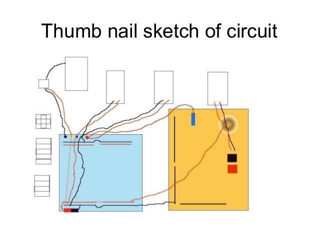 Thumb nail sketch of circuit