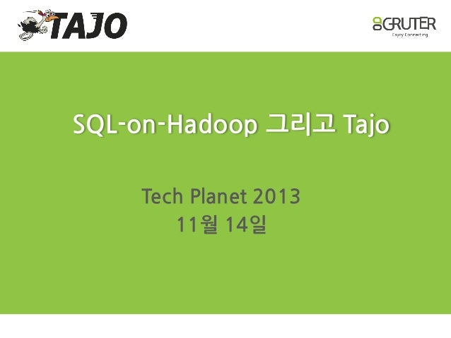 SQL-on-Hadoop