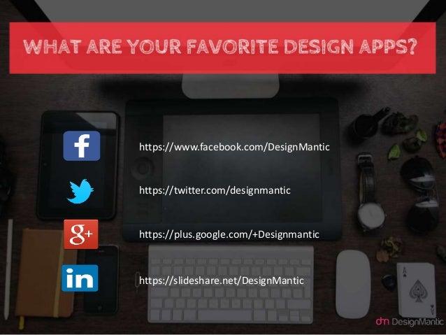 10 Tech-Savvy Design Tools For Graphic Designers! Slide 13