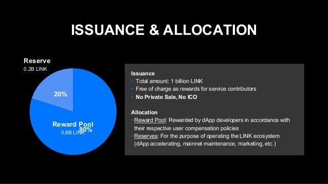 LINE 區塊鏈平台及代幣經濟 - LINK Chain及LINK介紹