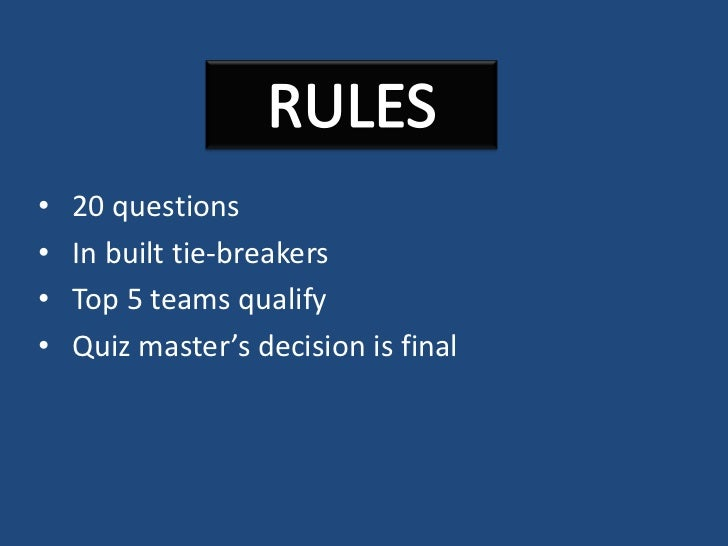 Tech quiz prelims Slide 2