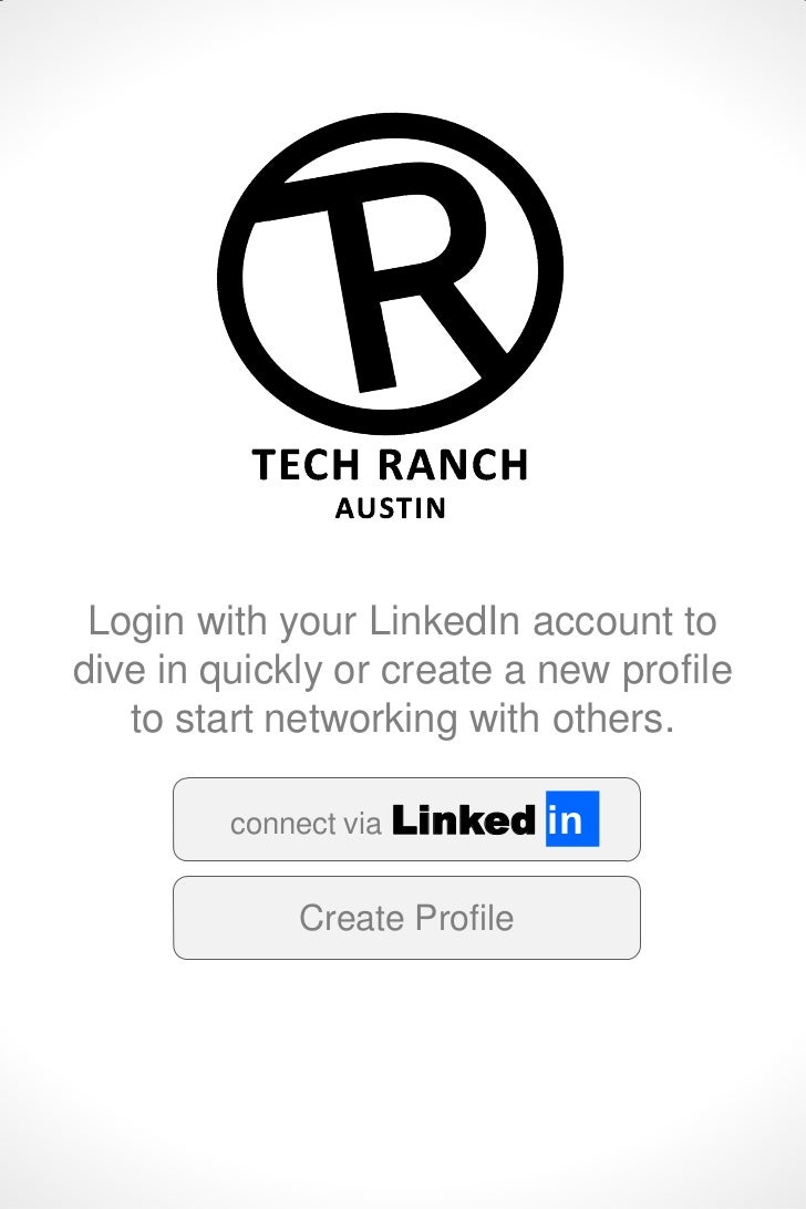 Login with your LinkedIn account todive in quickly or create a new profile   to start networking with others.         conn...