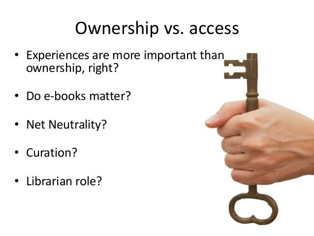 Libraries = Community Support • Income/technology inequality • Support everylibrary.org • Misinformation is king • Curatio...