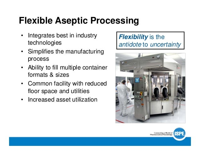 Flexible Aseptic Manufacturing