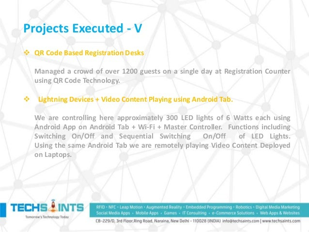 Techsaints International Pvt Ltd Technology Company