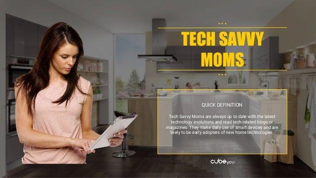 Tech Savvy Mom Infographic Slide 2