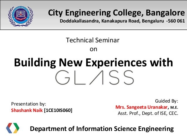 City Engineering College, Bangalore Doddakallasandra, Kanakapura Road, Bengaluru -560 061 City Engineering College, Bangal...