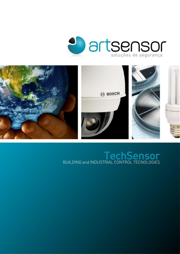 TechSensor Gestao-industrial-edificios