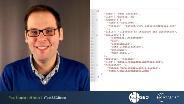 TechSEO Boost 2018: Programming Basics for SEOs Slide 3