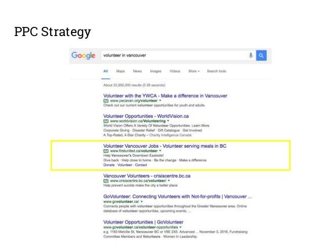 2. Apply for Google for Non-Profits More at https://www.google.com/nonprofits/account/u/0/signup/ca?hl=en-CA