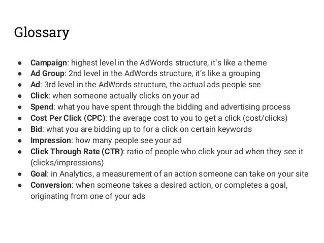 Ads Go To Desired & Relevant Landing Page
