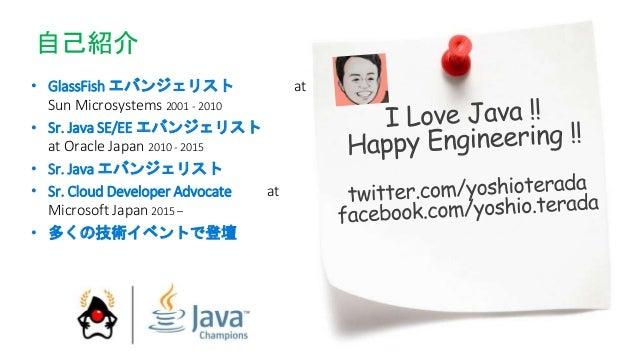 Java on Kubernetes on Azure Slide 2