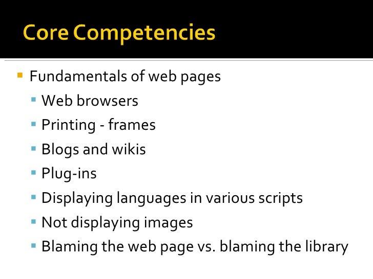 <ul><li>Fundamentals of web pages </li></ul><ul><ul><li>Web browsers </li></ul></ul><ul><ul><li>Printing - frames </li></u...