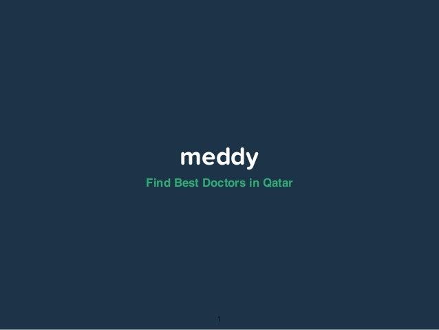 meddy 1 Find Best Doctors in Qatar