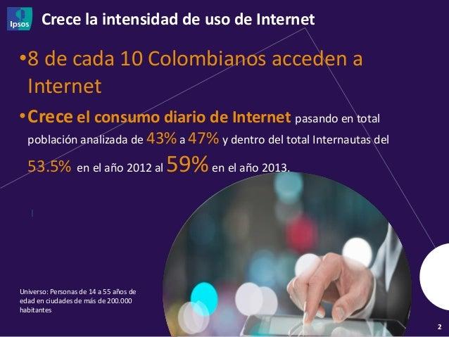 Encuesta: Techtracker Segunda Ola Noviembre 2013 Slide 2