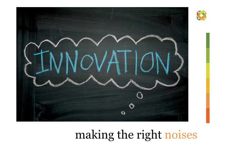 Work  redesigned       making the right noises