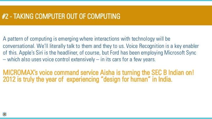 Tech trends 2012 Slide 3