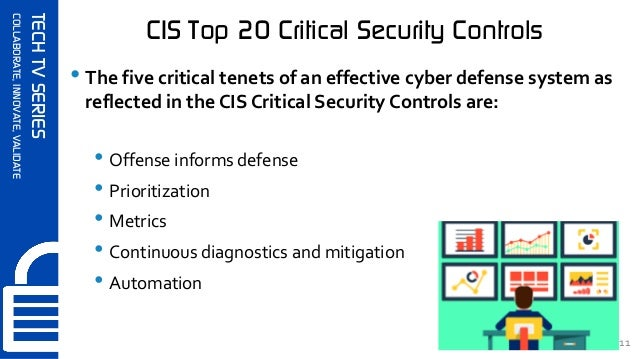 SynerComm's Tech TV series CIS Top 20 Critical Security Controls #2