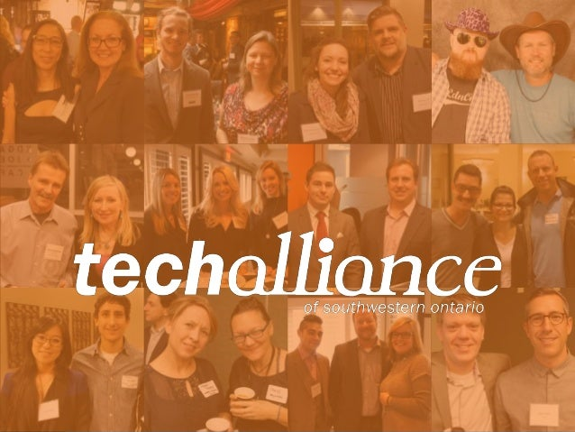 As a Regional Innovation Centre in the Ontario Network of Entrepreneurs, TechAlliance supports tech-based companies in Lon...