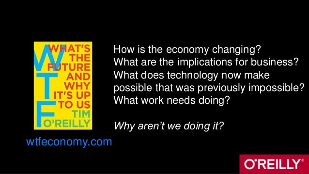 Networks and the Next Economy Slide 2