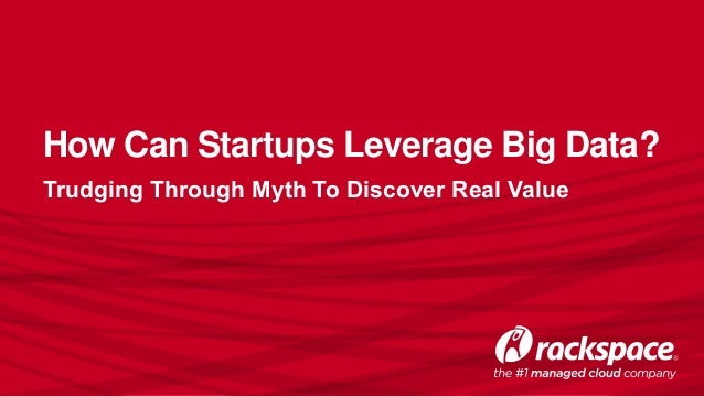How Startups can leverage big data?