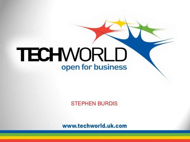 STEPHEN BURDIS