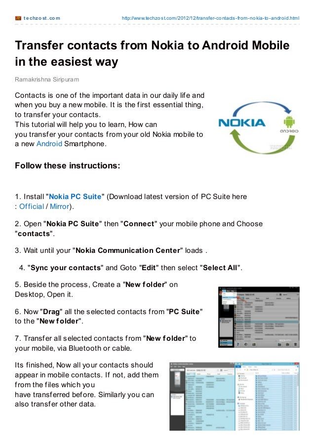 nokia pc suite n70