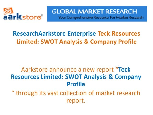 company profile and swot analysis for saravana stores Read through this example swot analysis and type your  threat, they have  included specific details about how their competitors are a threat.