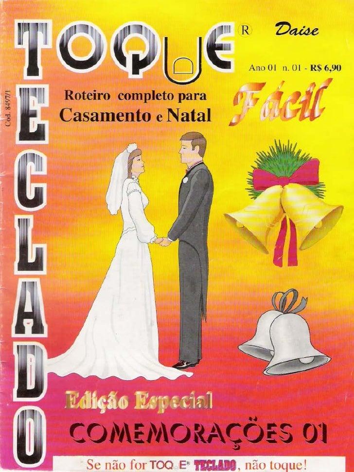 Teclado Casamento Natal Partituras (Http   Www.Bandademusica Horizonte.Com )