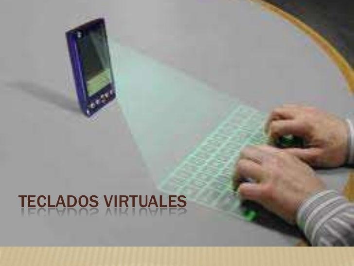 TECLADOS VIRTUALES