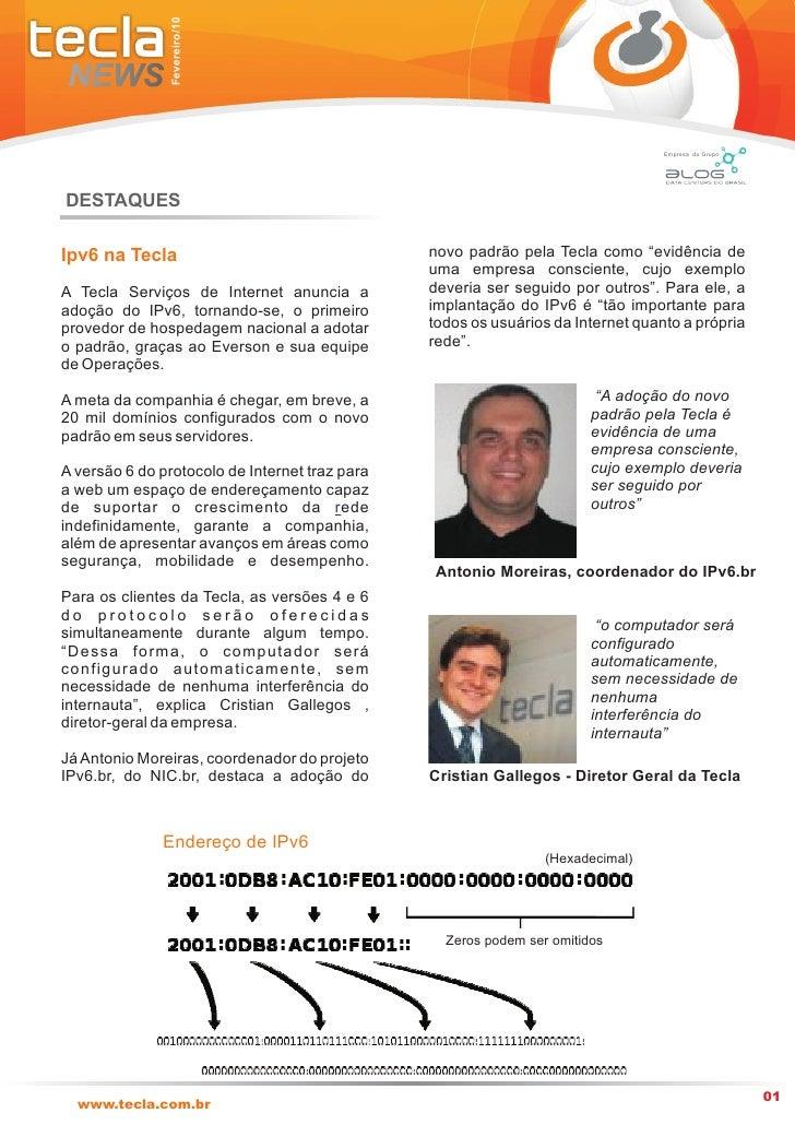 Fevereiro/10                                                                                   Empresa do Grupo     DESTAQ...