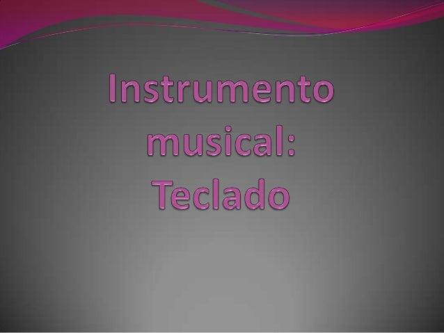 Índice: Introdução Origem e Características do Teclado Categorias de Teclados musicais eletrónicos Teclistas Famosos ...