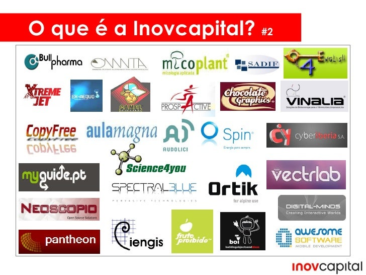 O que é a Inovcapital?  #2
