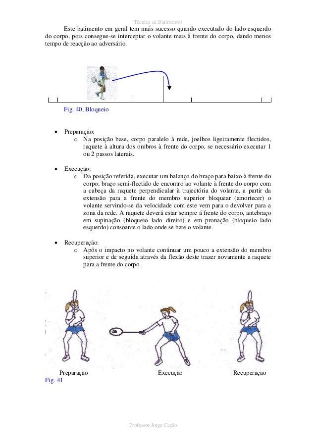 bf9771c67 Professor Jorge Cação  37. Técnica de ...