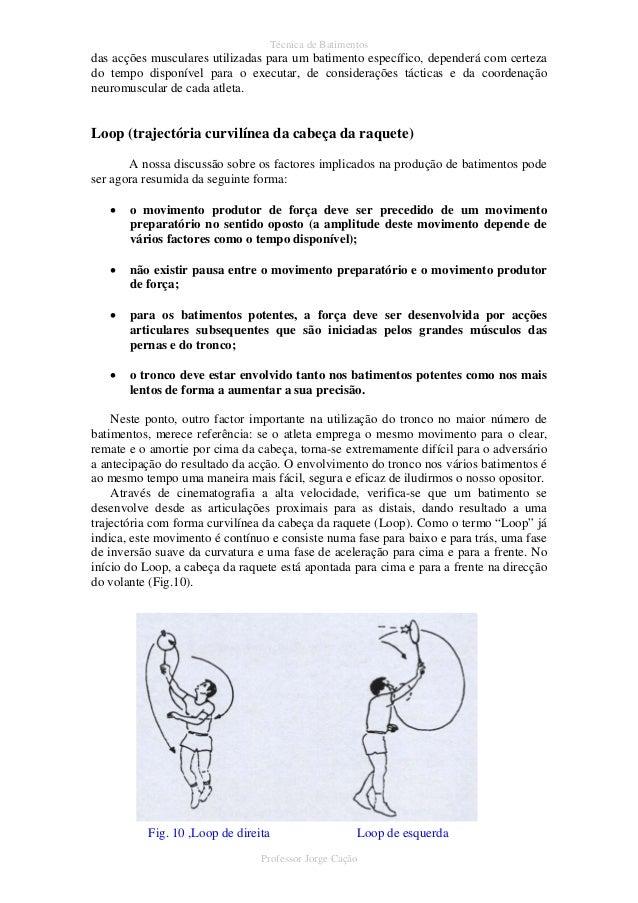 32e140f0e A amplitude e a velocidade Professor Jorge Cação  9. Técnica de ...