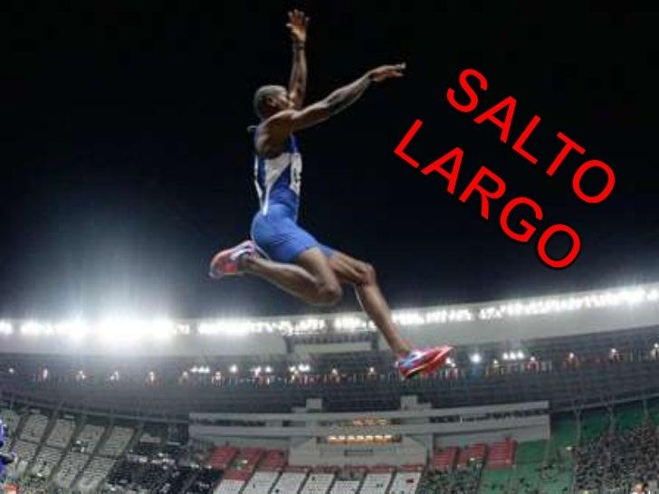 SALTO<br />LARGO<br />