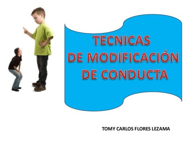 TOMY CARLOS FLORES LEZAMA