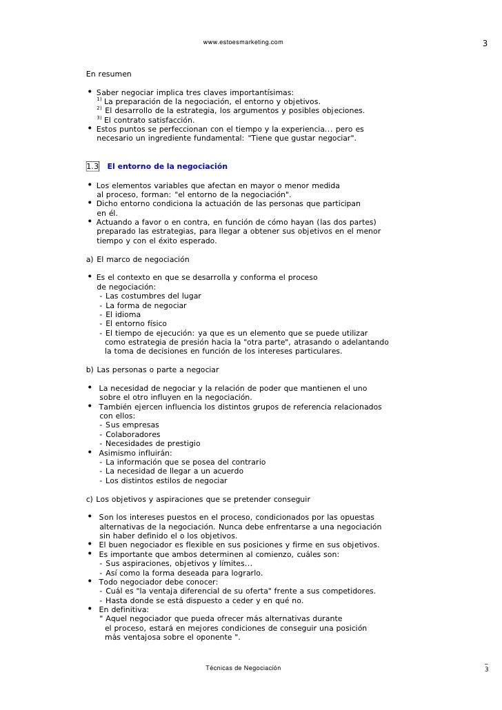 Tecnicas De Negociacion Slide 3