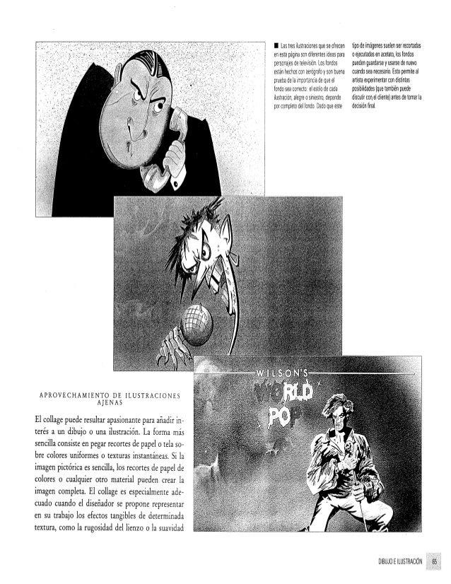 Tecnicas de representacion para el artista grafico