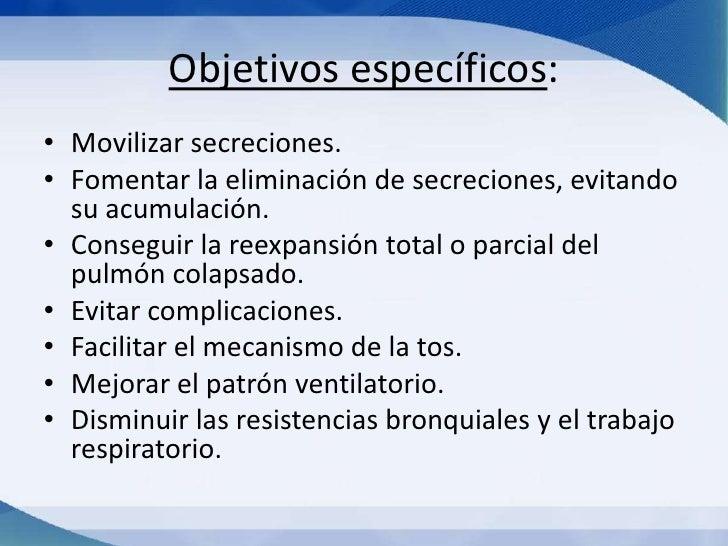 Tecnicas kinesicas respiratorias Slide 3