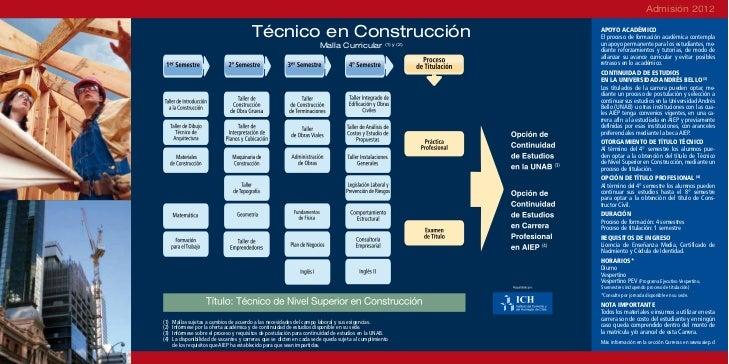 Tecnico en construccion - Tecnico en construccion ...