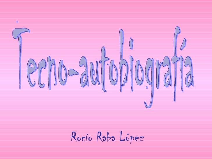 Rocío Raba López