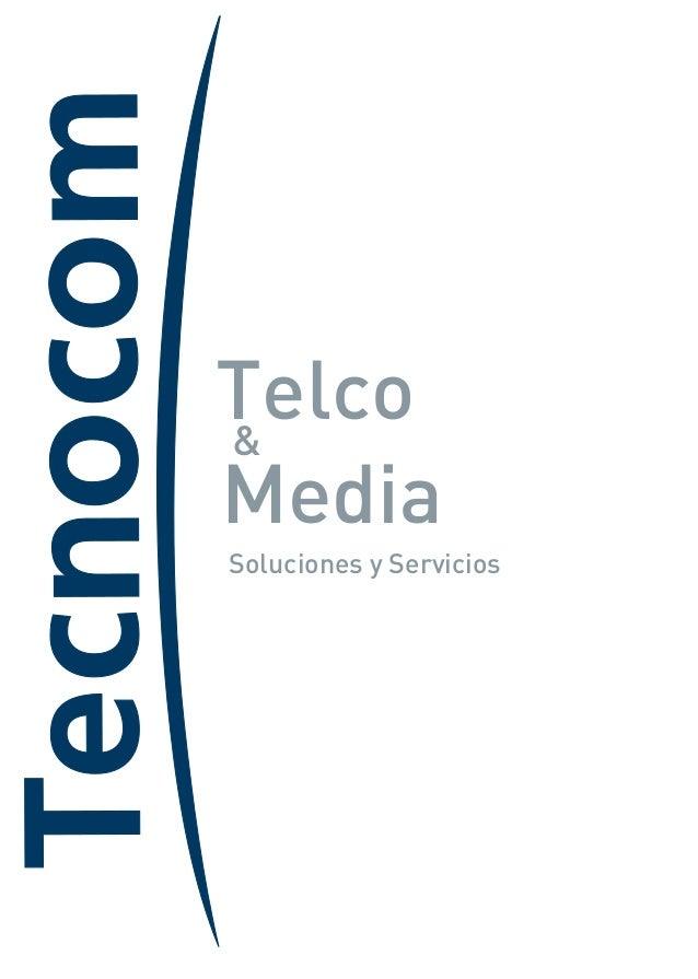 Telco&MediaSoluciones y Servicios