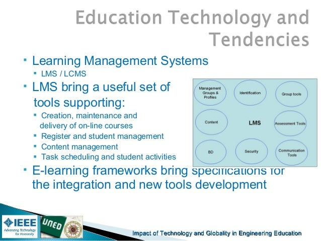 the impact of technology on learning and education Adults and technology 1 running head: adult learners and technology of adult learners in technology training and education barriers to technology learning in adults.