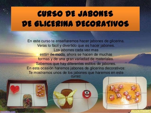 Jabones de glicerina normal superior 9 01 - Hacer jabones de glicerina decorativos ...