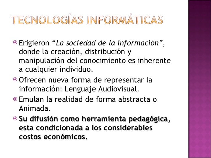 TecnologíA Y EducacióN Slide 3