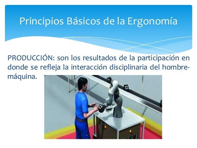 Tecnolog a comercial 11 la ergonom a for Caracteristicas de la ergonomia