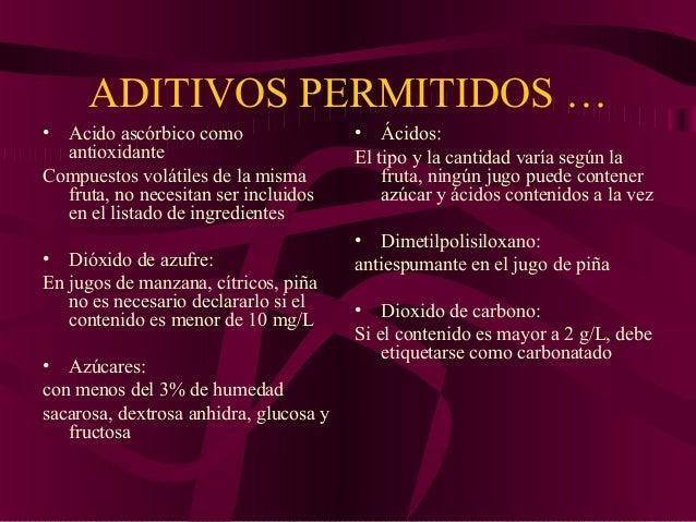 Lavado y Selección Extracción de zumo Agua Azúcar Calentamiento Mezcla Homogeneizado Pasteurización Enfriamiento Almacenam...