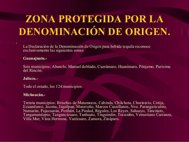 • Nayarit.- Ocho municipios: Ahuacatlán, Amatlán de Cañas, Ixtlán del Río, Jala, Jalisco, San Pedro de Lagunillas, Santa M...