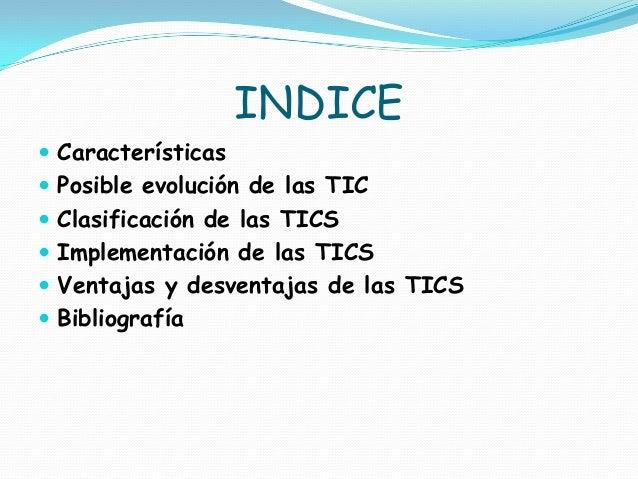 Tecnología de informaciones y comunicación Slide 2